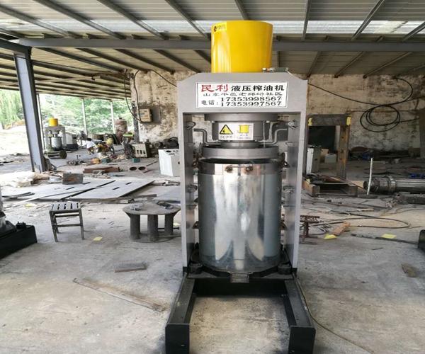 枣庄花生榨油机设备