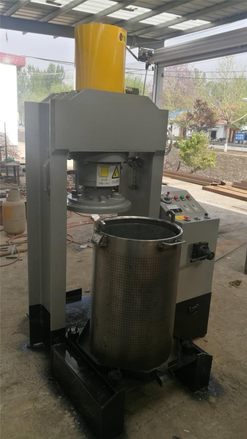枣庄液压榨油机