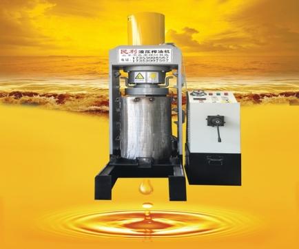 全自动液压菜籽榨油机